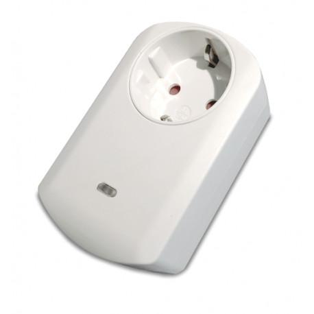 Z-Wave Schuko Plug-in Switch