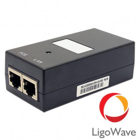 LigoWave PoE adapter 48V (802.3af/at)