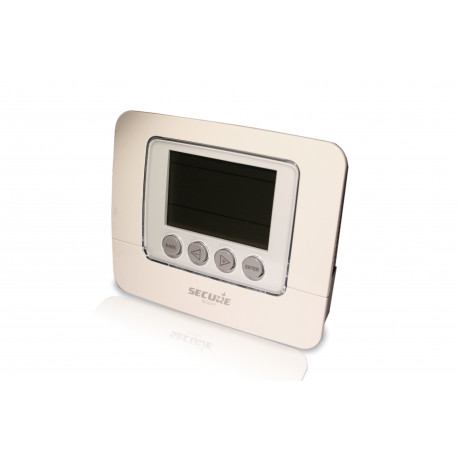 7 Day Programmable Room Thermostat (Tx) - Z-Wave