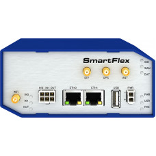 B+B SmartFlex 4G LTE Router WiFi plast