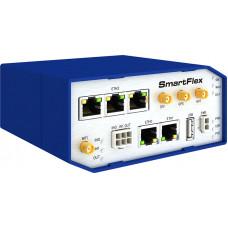 B+B SmartFlex 4G LTE Router 5 eth WiFi plast