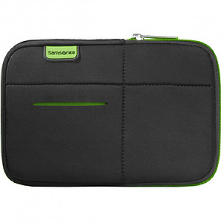 Samsonite Airglow Tablet Case 7 tum svart/grön