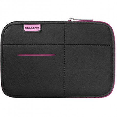 Samsonite Airglow Tablet Case 7 tum svart/rosa