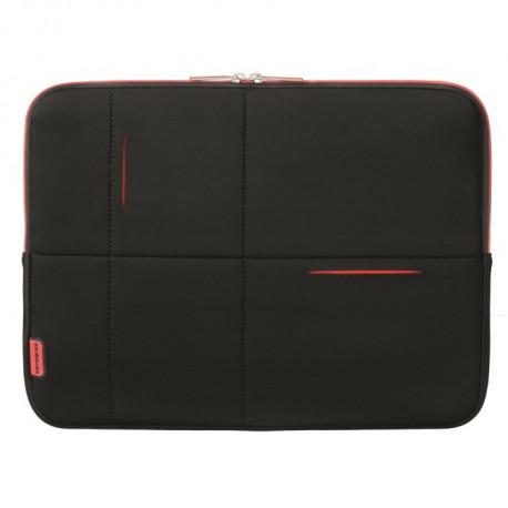 Samsonite Airglow Sleeve 14.1 tum svart/röd