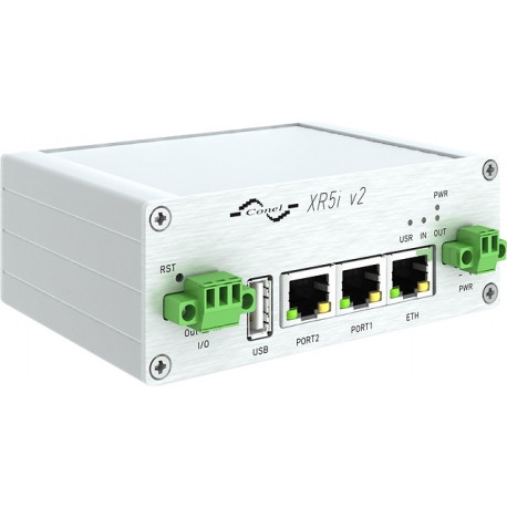 Conel XR5i Router WAN + LAN metall