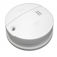 Smoke Sensor with indoor siren function - Popp Hemautomation