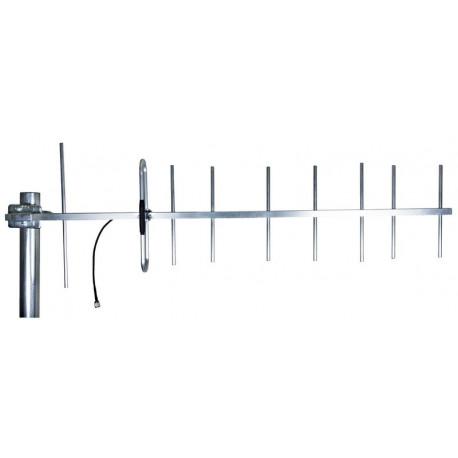 Yagi-antenn Pro-600Y för Net1 430-470MHz 12 dB