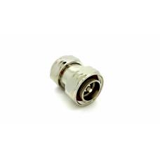 Adapter 7/16 DIN-hane till 7/16 DIN-hane Mobilt bredband