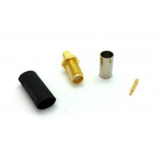 RP-SMA-hona crimp kontakt Mobilt bredband