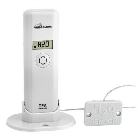 TFA Weatherhub Temperatur / luftfuktighetssensor med vattendetektor