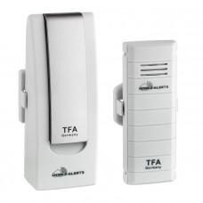 TFA Weatherhub Temperaturvakt - Starter-kit med en temperaturgivare Hemautomation