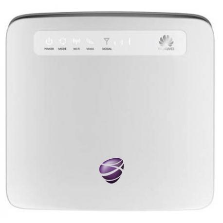 Telia Huawei E5186s 3G/4G router DEMO