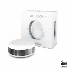 Fibaro CO sensor Hemautomation