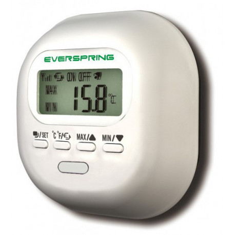 Z-Wave Temperature and Humidity Sensor **BULK**