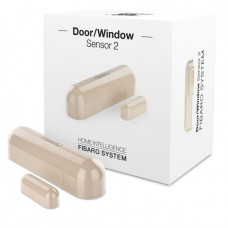 Fibaro Door/Window Sensor 2 - Beige Hemautomation