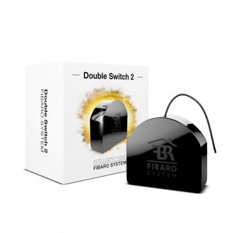 Fibaro Double Switch 2 (2x1,15kW)