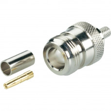 N-hona crimpkontakt för LMR400 kabel Mobilt bredband