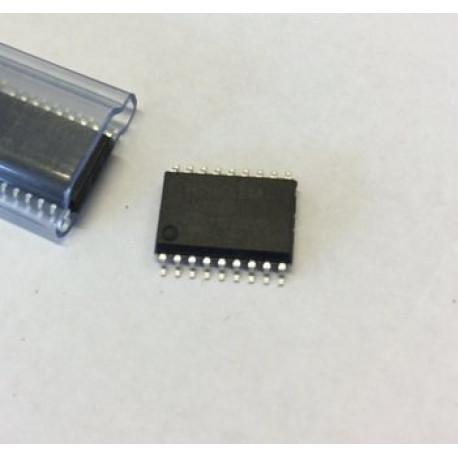 PIC16F628A Microchip 8-bitars mikroprocessor