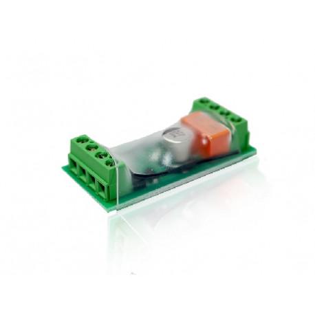 Electronic door opener controlmodule