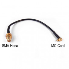Option antennadapter med SMA-hona
