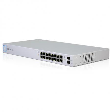 UnifiSwitch 16 GE ports PoE 150W