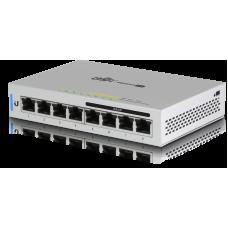 UniFi Switch 8 GE ports PoE 60W 4 ports with PoE Kommunikation