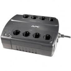 APC Back-UPS ES, 400VA/240W, grenuttag Kommunikation