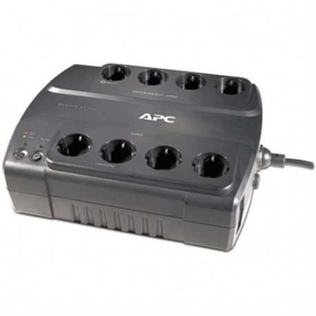 APC Back-UPS ES, 400VA/240W, grenuttag