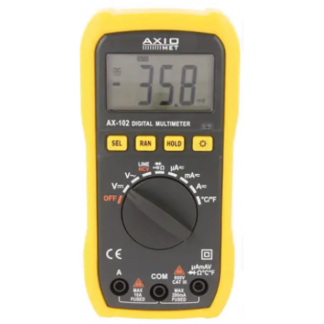 Digital multimeter AX-102