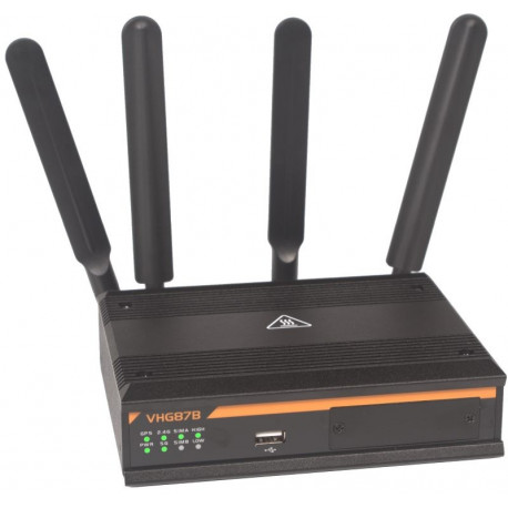 AMIT VHG87B 4G LTE Cat 6 300 Mbps router AC WiFi