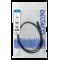 USB-C - USB-C laddkabel, 3A, 1m, svart