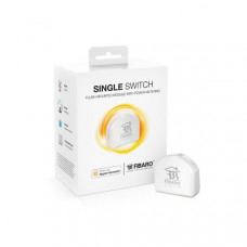 Fibaro Single Switch - Apple HomeKit Hemautomation