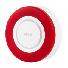 HEIMAN Indoor Siren Hemautomation
