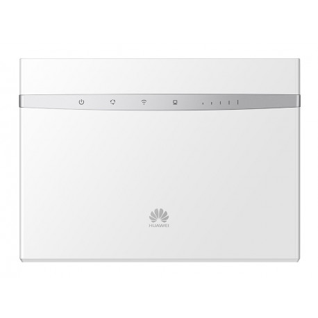 Huawei B525s 300 Mbps 4G LTE Router olåst Vit