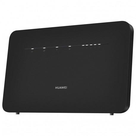 Huawei B535 4G LTE Cat 7 Router olåst Svart med VOIP
