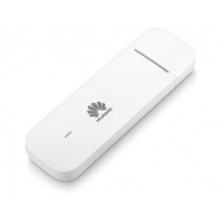 Huawei E3372h-320 4G LTE USB-modem olåst, vit