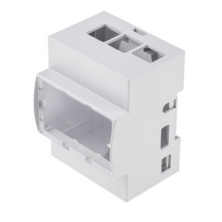 Raspberry Pi B+, Pi 2 B och Pi 3 Model B DIN Rail Box