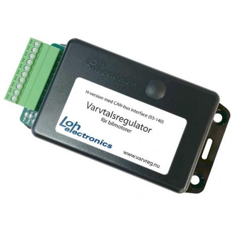 Hastighetsregulator H-CAN med integrerad APP-sensor