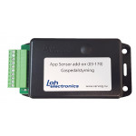 Accelerator Pedal Position Sensor add-on (gaspedalsstyrning)