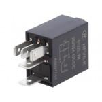 Elektromagnetiskt relä för montering av varvtalsregulator