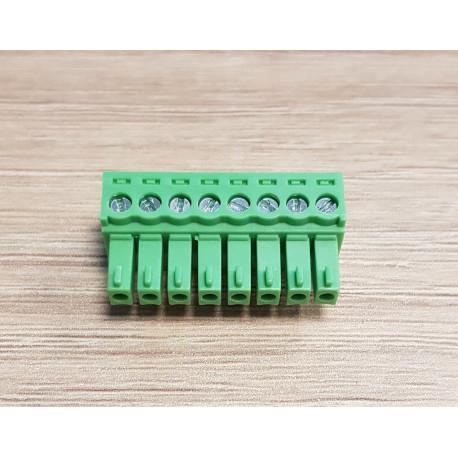 8-polig kontaktplint till H-regulator