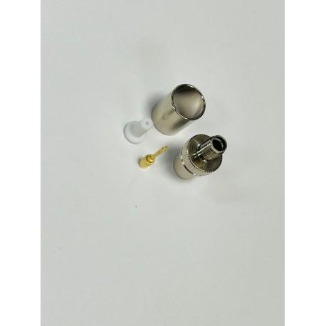 RP-SMA-hona LMR400 crimp kontakt