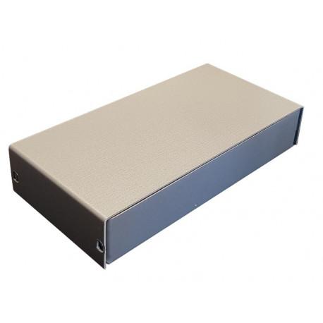 Aluminiumlåda för inbyggnad av varvtalsregulator
