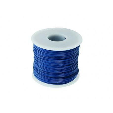 Blå elkabel, 0.25mm²