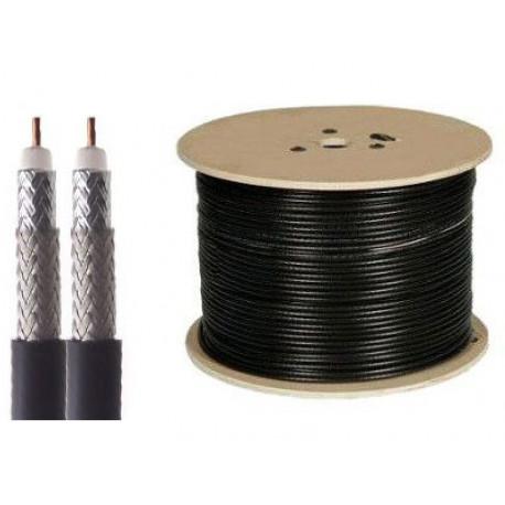 Anpassat antennkablage LMR195 TWIN-kabel