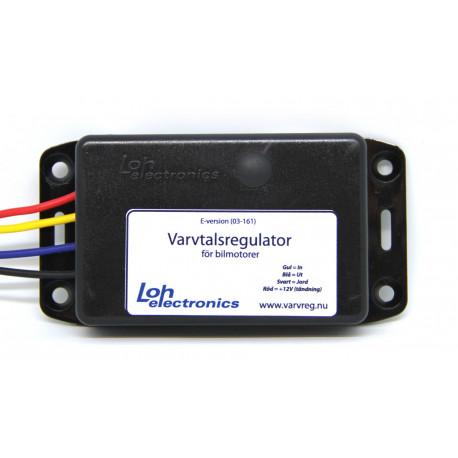 Varvtalsregulator  E-version  bl.a för motorer med integrerad tändspole