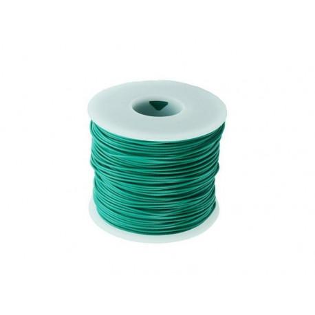 Grön elkabel, 0.25mm²