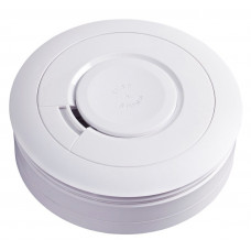 Popp Smoke detector 10-year lifetime Hemautomation