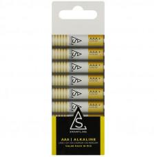 Alkaliska batterier AAA LR3 1,5V 42-PACK Hemautomation