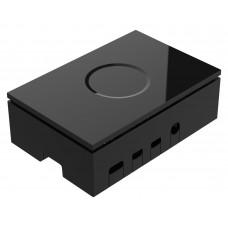 Låda till Raspberry Pi 1 B+ / 2 B / 3 B Svart Dator & Elektronik